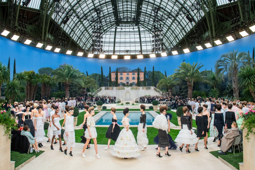 Chanel Spring 2019 Couture